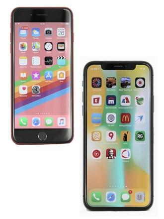 Apple  iPhone X & 8 Plus