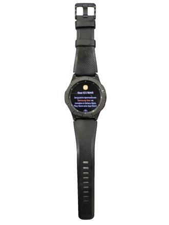 Часы Samsung Gear S3 Frontier.