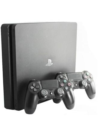 Приставка Sony PS4 (Slim)