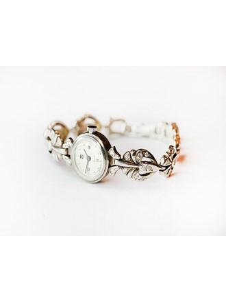 """Часы в браслете Серебро 925"""""""