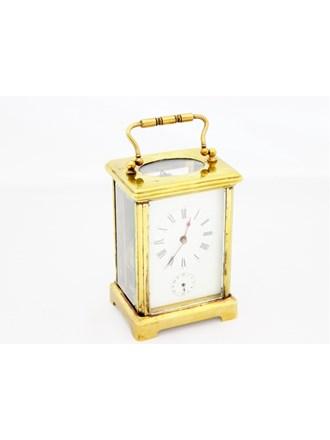 Часы каретные Бронза Начало ХХ века
