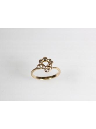 Кольцо фигурное. Золото 583