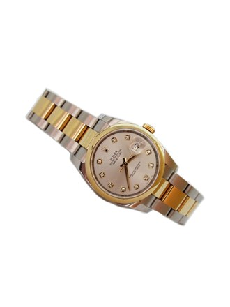 Часы ROLEX Сталь Золото