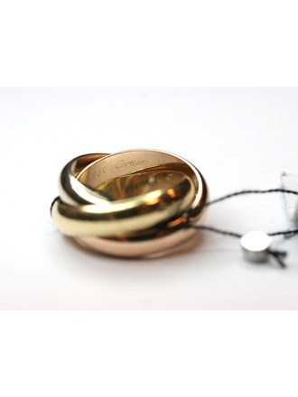 Кольцо CARTIER (оригинал), Золото 750*