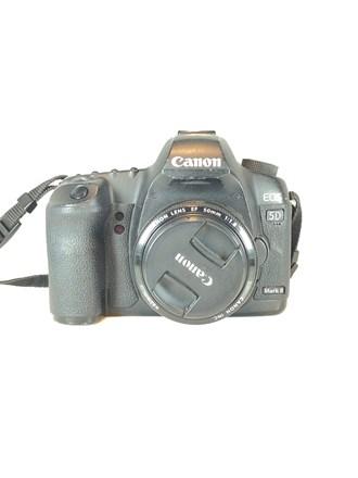 Фотоаппарат Canon 5D