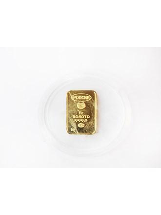 """Слиток Золото 999.9"""""""