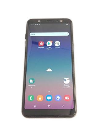 Телефон Samsung Galaxy A6+ (2018)