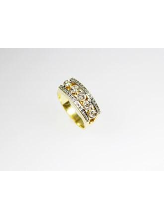 """Печатка Золото 585"""" Бриллианты"""