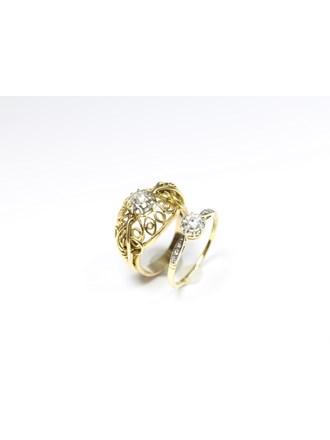 "Кольца Золото 585"" Бриллианты"