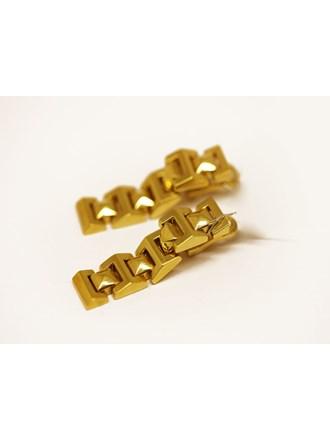 Серьги пара VERSACE  Золото 750