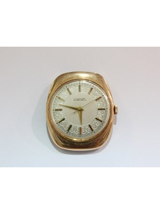 Часы Ракета Золото 585
