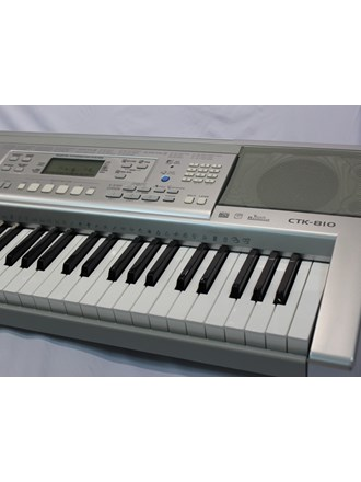 Синтезатор Casio ctk 810