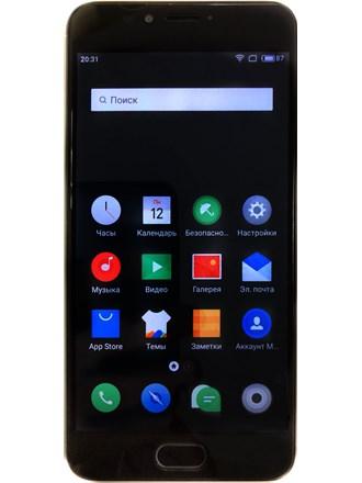 Сотовый телефон  Meizu m5s
