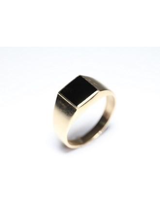 Кольцо Золото 585 Агат