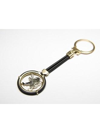 Брелок для ключей Золото 585