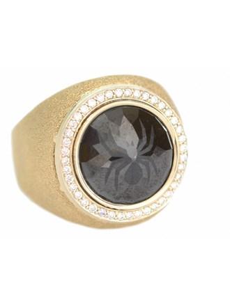"""Перстень Золото 750"""" Бриллианты"""