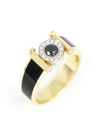 Печатка бриллианты