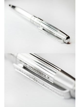 Ручка с бриллиантами золото 750