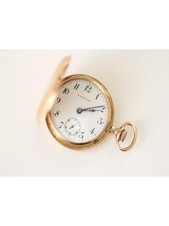 Часы корсетные золото 56