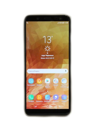Телефон Samsung J6