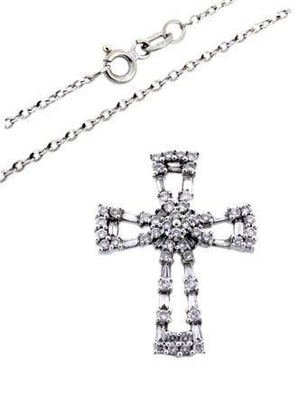 Цепь с крестом