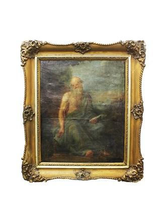 Картина Старец