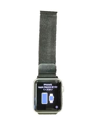 Часы Apple Watch Series 3 42mm Aluminum Case with Sport Band.