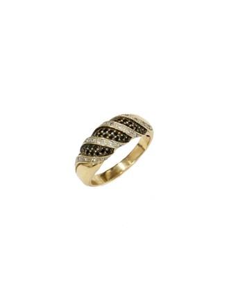 """Кольцо Золото 583"""" Фианиты"""