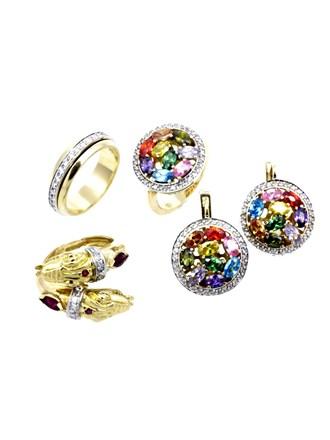 """Ювелирные украшения Золото 585"""" 750"""" Бриллианты Самоцветы"""